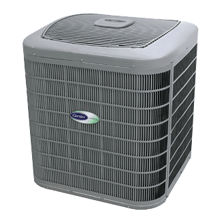 Carrier Infinity 16 central air conditioner.